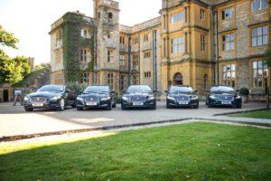 Chauffeur Travel Oxford Oxfordshire