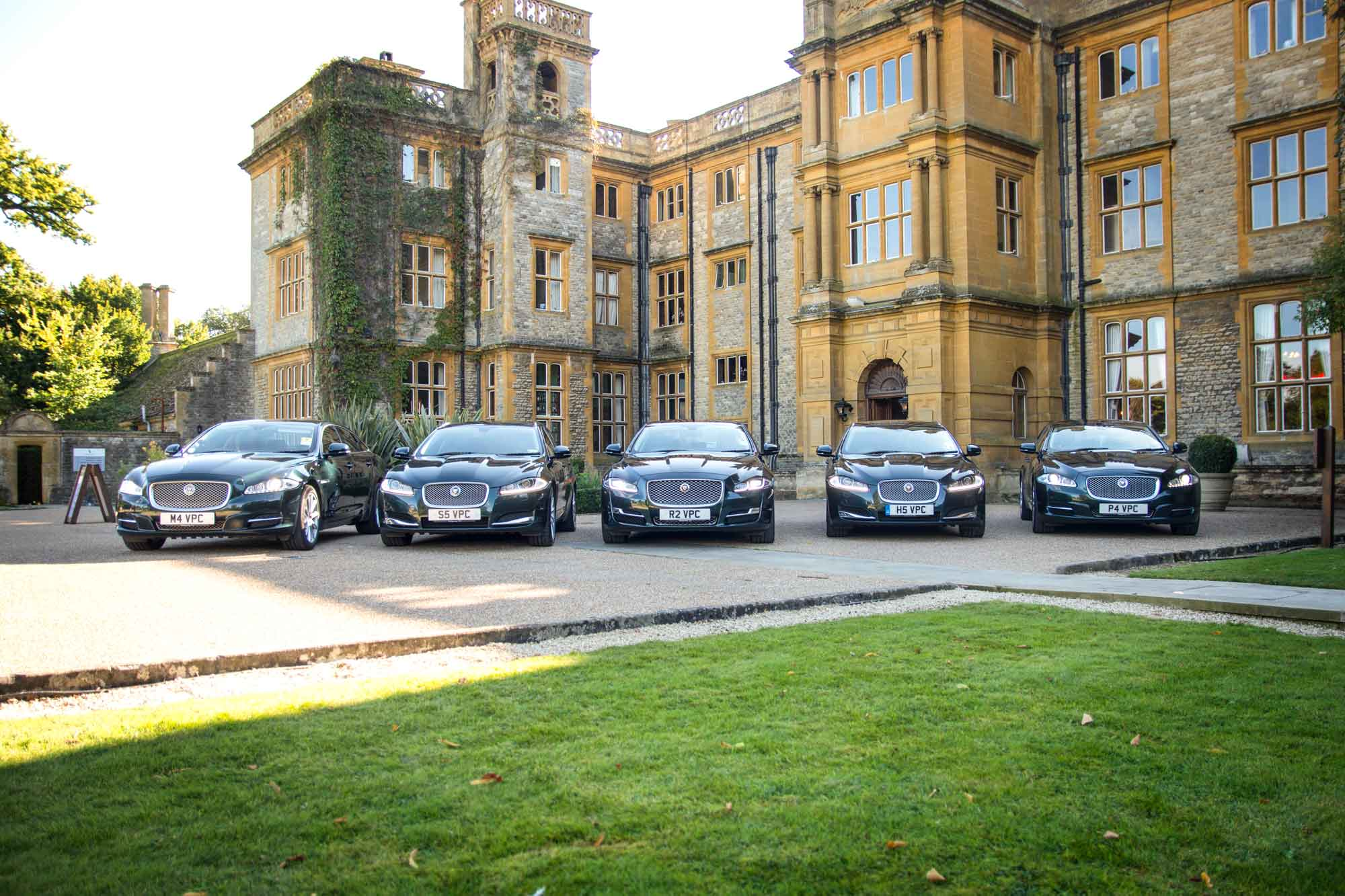 Chauffeur Travel Oxford Oxfordshire
