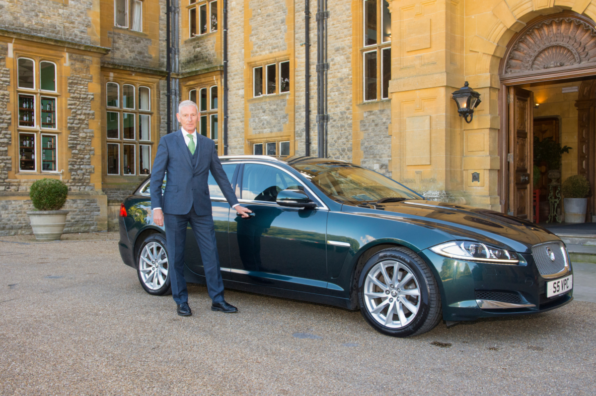 Oxford Chauffeur Car