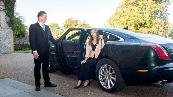 Chauffeur Oxford Oxfordshire