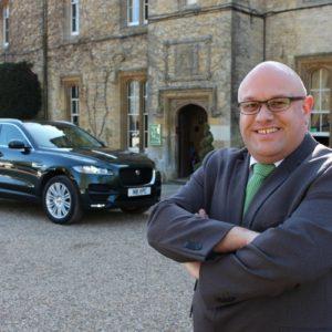 Martin Randall Vale PRestige Oxfordshire Chauffeurs