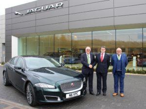 Vale Prestige Chauffeurs Marshall Jaguar Oxford